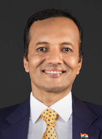 Mr. Naveen Jindal