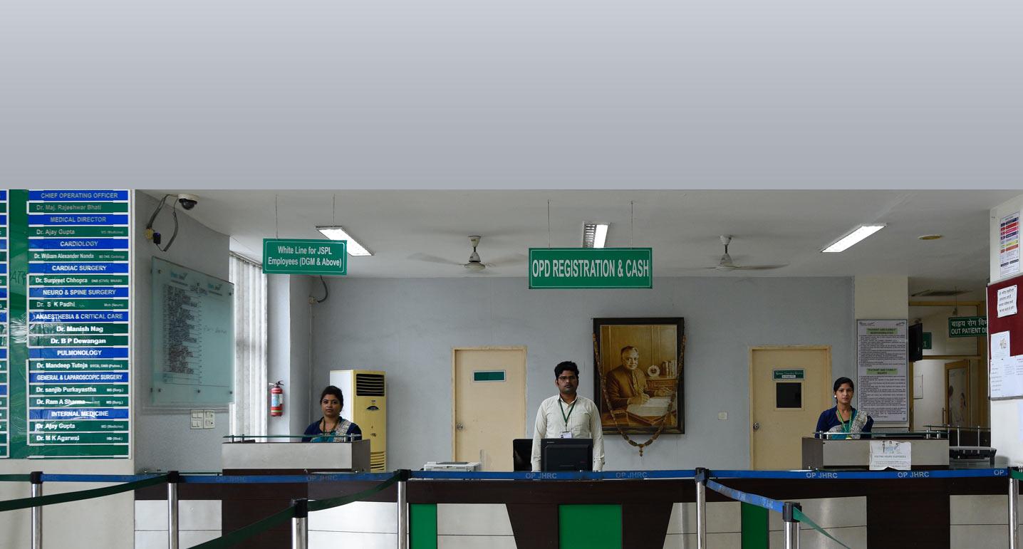Fortis OP Jindal Hospital & Research Centre