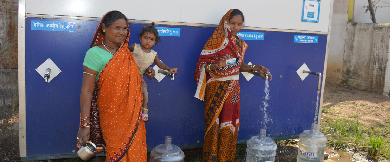 Drinking Water & Sanitation