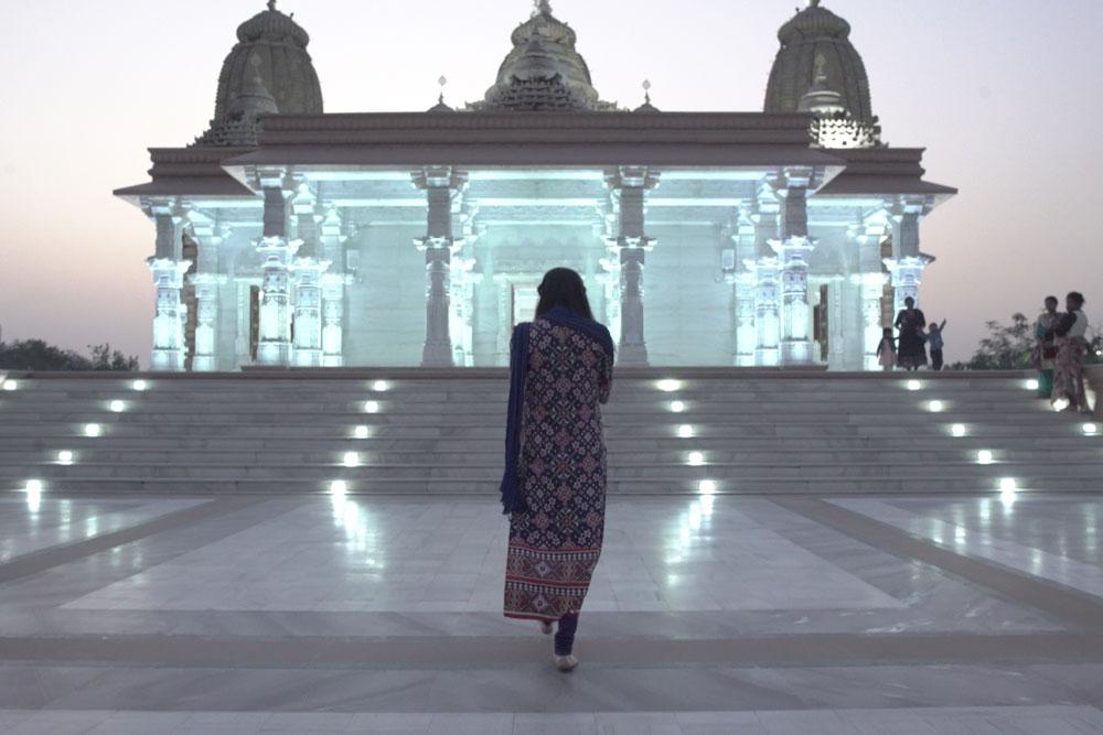 Divine Blessings at Jaganathh Temple by JSPL at Angul, Odisha