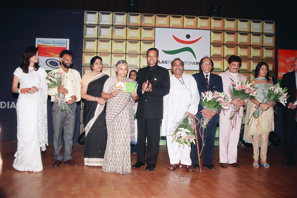 Tiranga Music CD Release Ceremony Presided By Former Chief Minister Ms Sheila Dixit