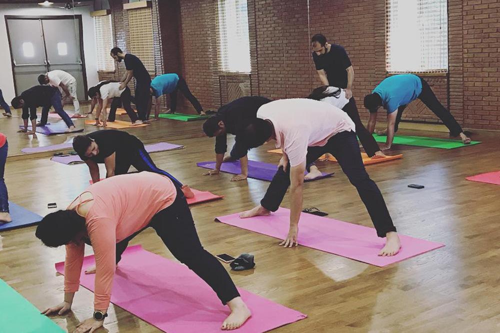 Yoga Classes at JAI
