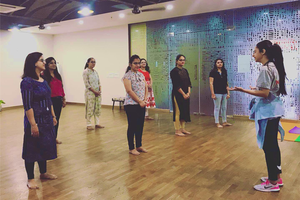 Bollywood Fitness Session for Working Women