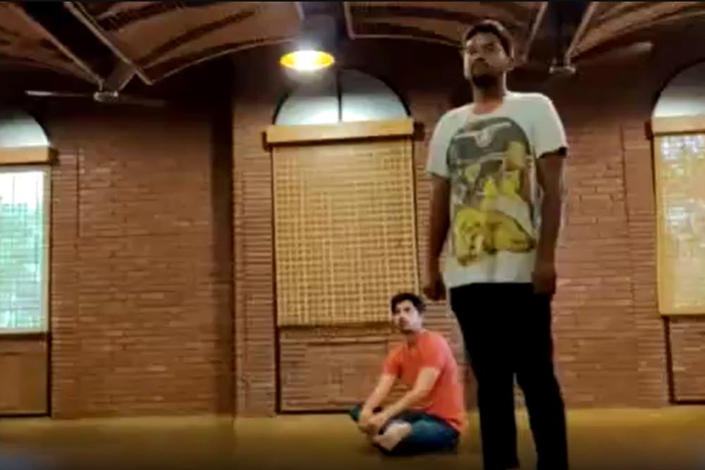 Weekend Theatre Batch - classroom Production `Prem Chand Ki Kahaniyan`