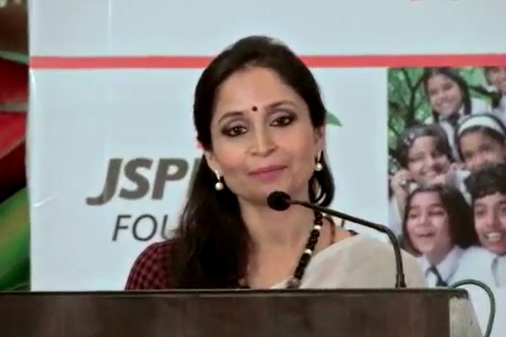 Smt Shallu Jindal`s Speech On Swayam Siddh Samman - Part 2