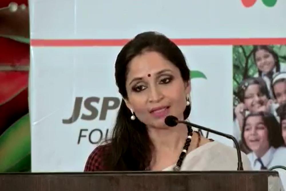 Smt Shallu Jindal`s Speech On Swayam Siddh Samman - Part 3