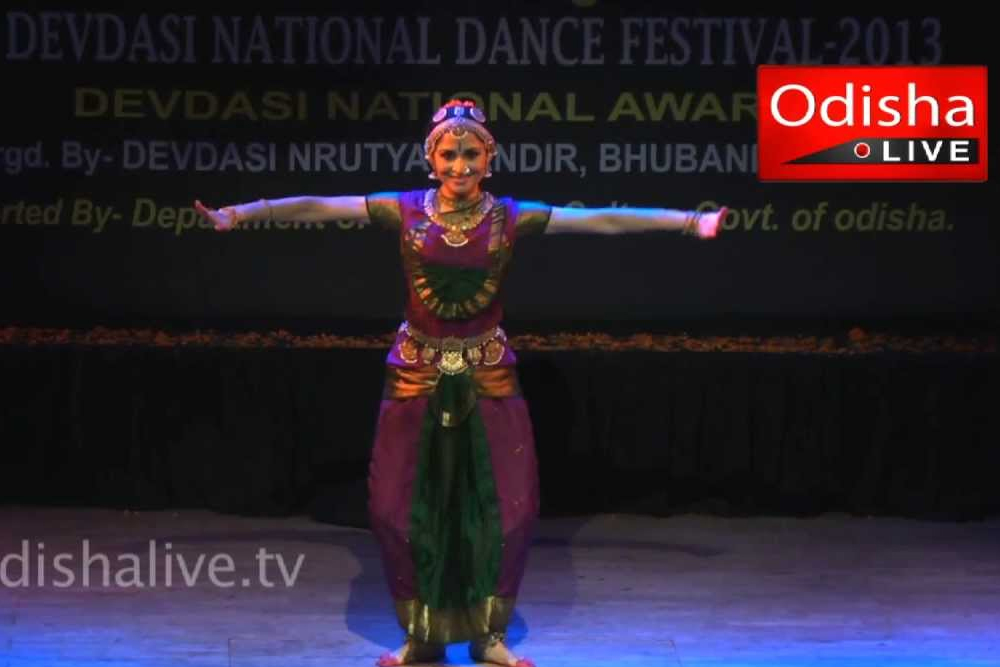 Kuchipudi Dance - Shallu Jindal - Shree Maha Ganapathi
