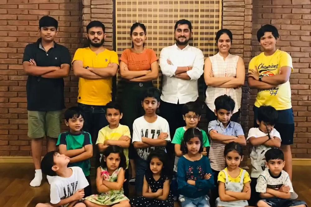 #Children Theatre Workshop 2019 at JAI with Asmita Theatre Group