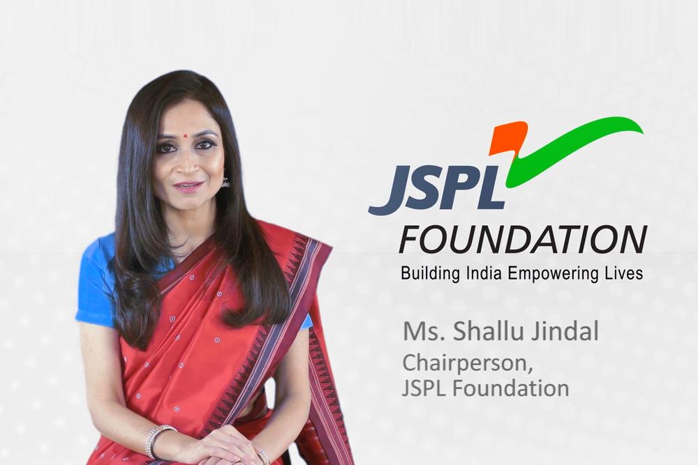 JSPl Foundation AV - CSR Activities by Jindal Steel & Power Ltd.