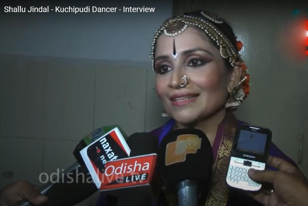 Shallu Jindal - Kuchipudi Dancer - Interview