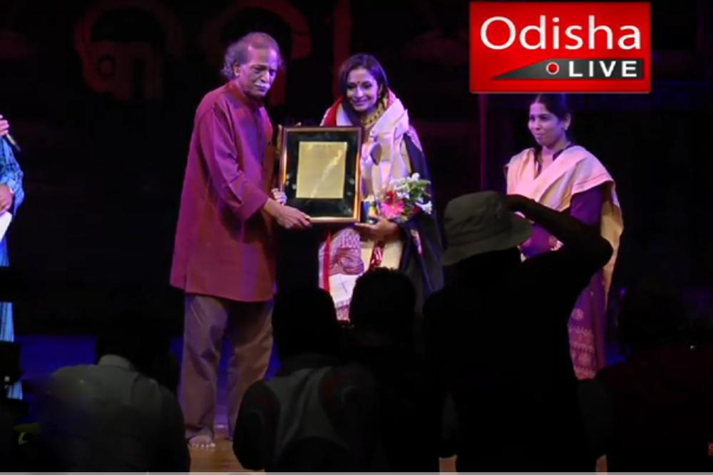 Shallu Jindal - Kuchipudi Dancer - Gandharvayan Award - Interview